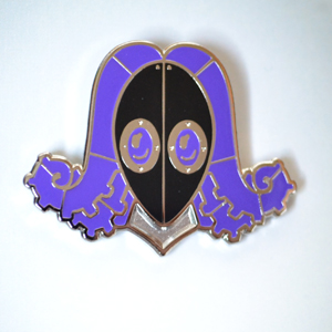 Mechtorian Pin Badge