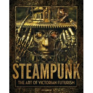 Steampunk book with Mechtorians