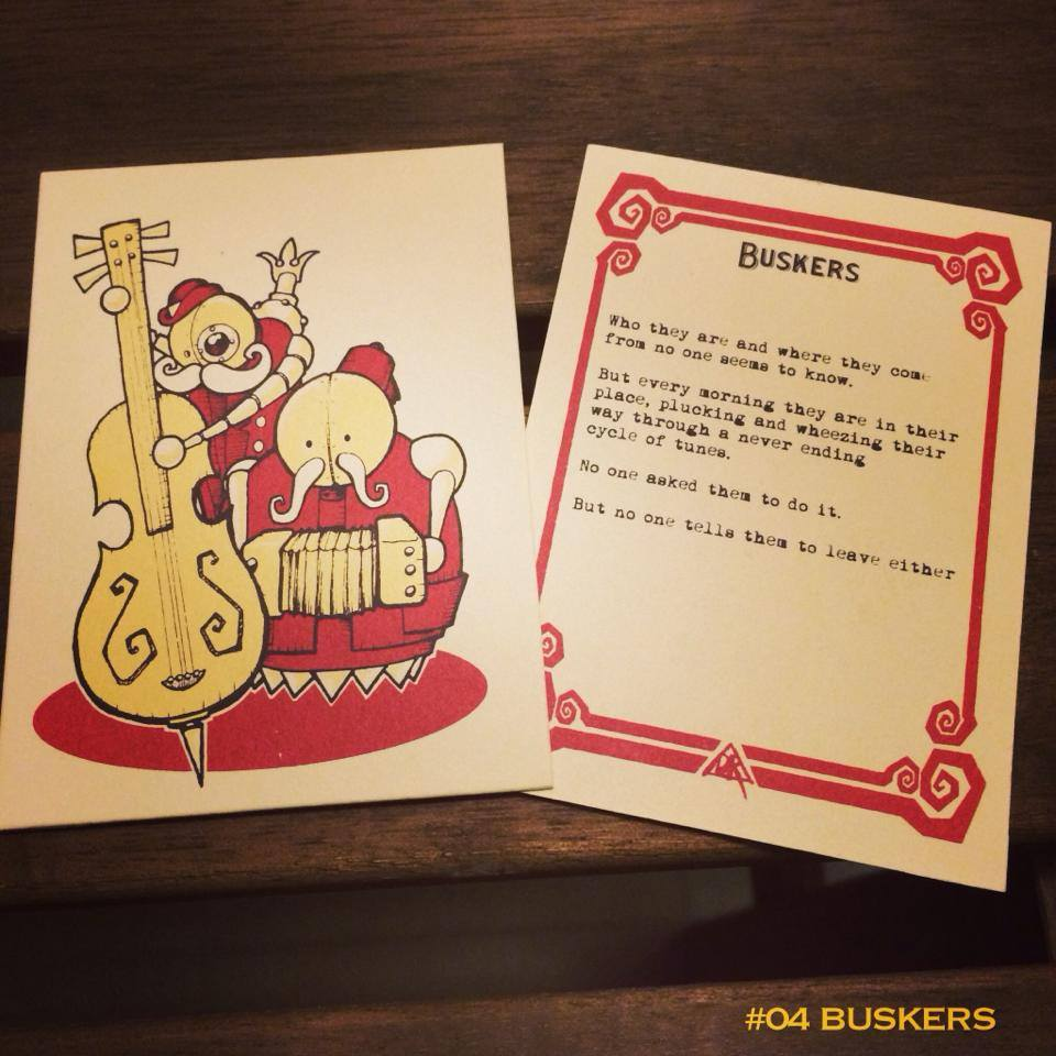 PobberCardBuskers
