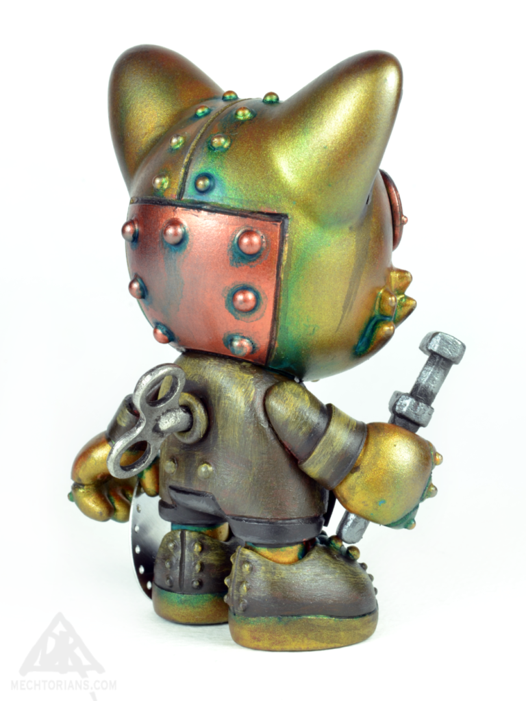 Assembler. The Airship Factory Custom Janky series by Doktor A.